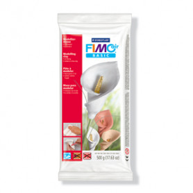 Fimo Air Basic 500g. Wit