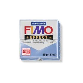 Fimo Effect nr. 386 blauw agaat