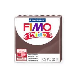Fimo Kids nr. 7 bruin