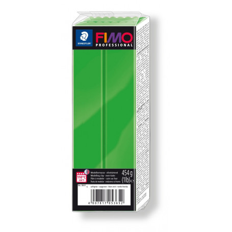 Fimo Professional 5 weed green 454 gram