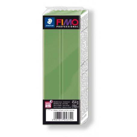 Fimo Professional 57 leaf green 454 gram