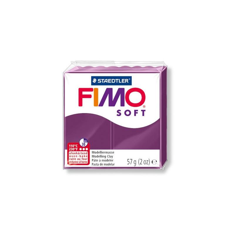 Fimo soft nr 66 Royal violett