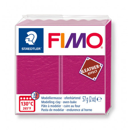 Fimo leather-effect 57 g bes nr. 229