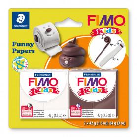 Fimo Kids Funny papier