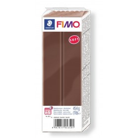 Fimo soft Chocolate no.75 454 gram