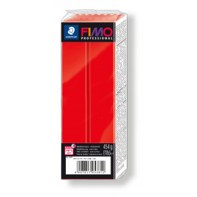 Fimo Professional 200 red 454 gram
