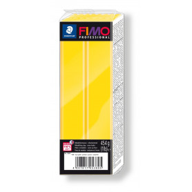 Fimo Professional 100 True Yellow 454 gram