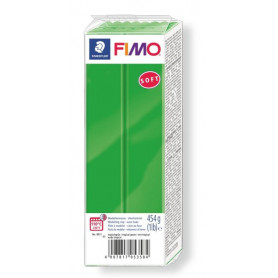 Fimo soft no.53 Tropical green 454 gr.