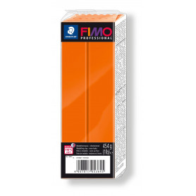 Fimo Professional 4 orange 454 gram