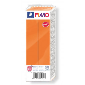 Fimo soft no.42 orange 454gr.