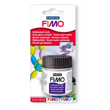 Fimo Semi-gloss varnish