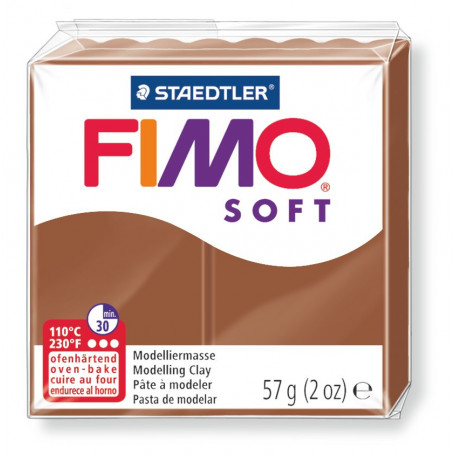Fimo soft no.7 Caramel