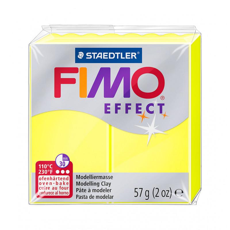Fimo effect no. 101 Neon Gelb