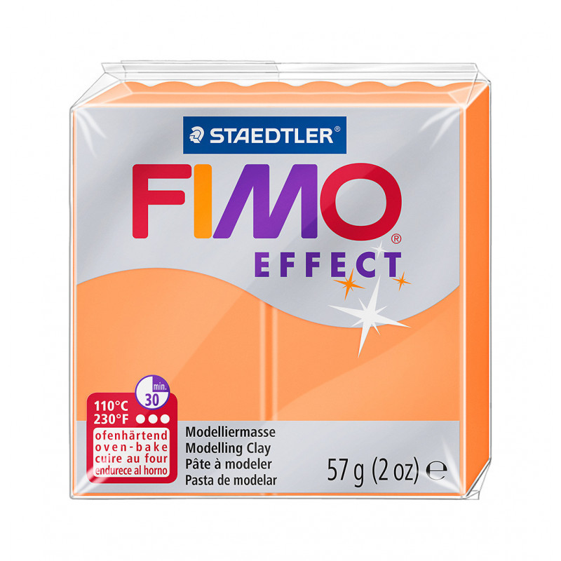 Fimo effect nr. 401 Neon Oranje