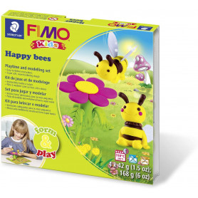 Fimo Kids Set Happy Bees