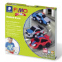 Fimo Kids Set Police Race