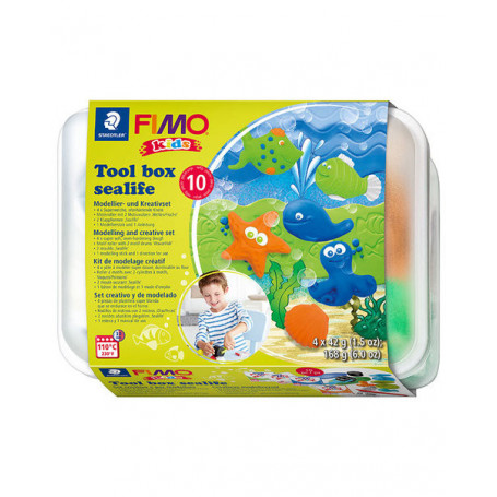 Fimo Kids Toolbox Sealife