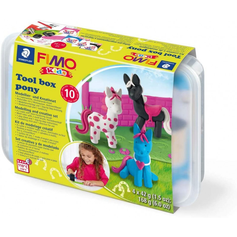 Fimo Kids Toolbox Pony