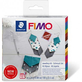 Fimo Leather DIY Sieraden Set