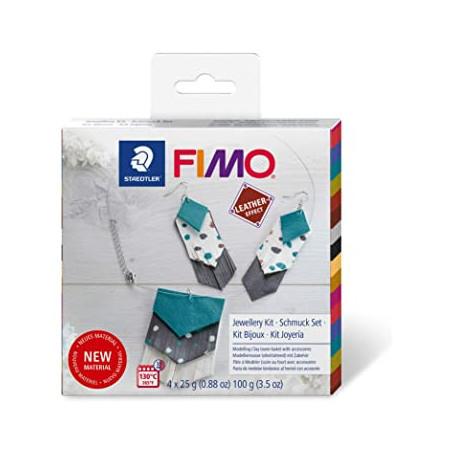 Fimo Leather DIY Sieraden Set