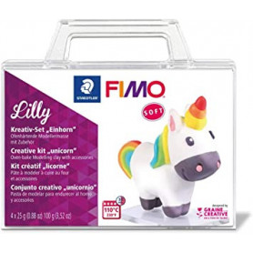Fimo Soft Set - Eenhoorn Lilly