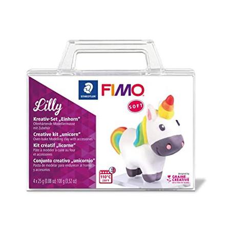 Fimo Soft Set - Eenhoorn Lilly