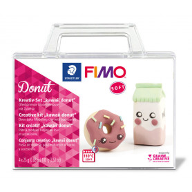 Fimo Soft Set - Kawaii Donut