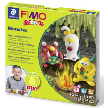 Fimo Kids startset Monster