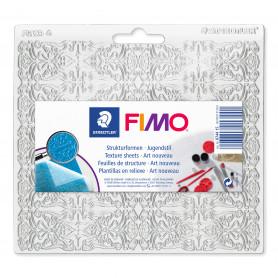 Fimo structuurvormen