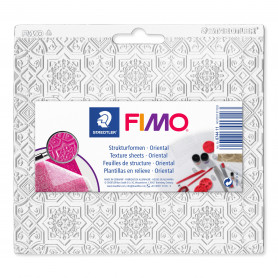 Fimo structuurvormen - oriental