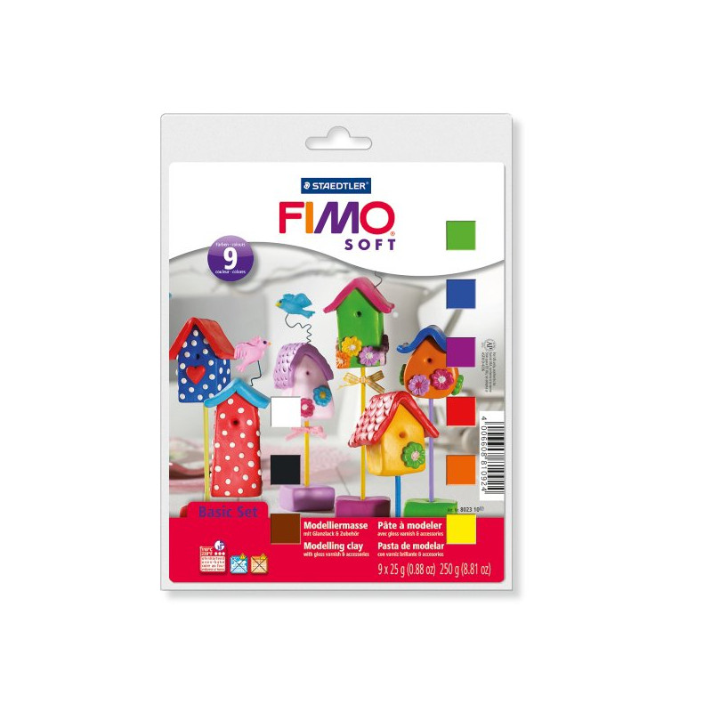 FIMO soft Basic-Set