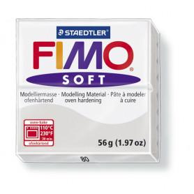Fimo soft no.80 dolphin gray