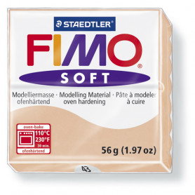Fimo soft nr 43 Lichte huidskleur