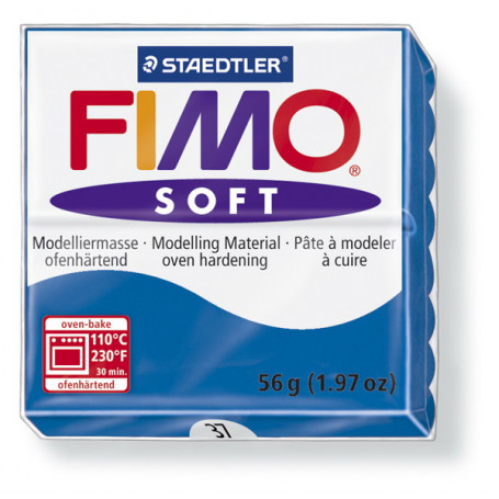 Fimo soft no.37 Pacific blue