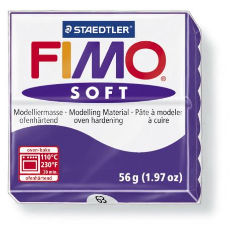 Fimo soft nr 63 Pruim