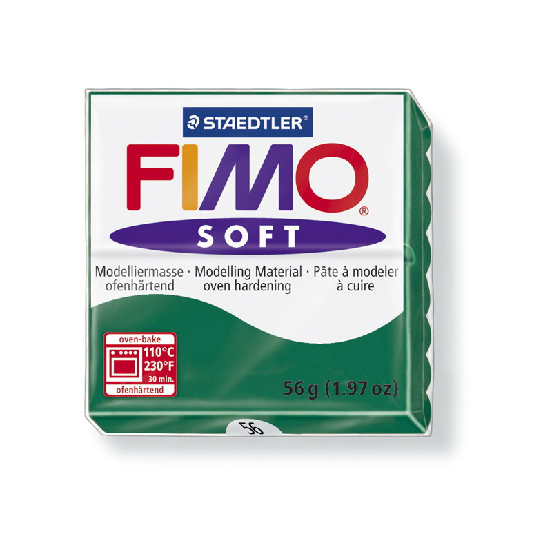 Fimo soft no.56 Emerald