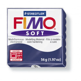 Fimo soft no.35 Windsor blue