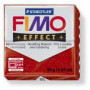 Fimo Effect nr. 202 Glitter Rood