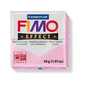 Fimo Effect nr. 205 pastel lichtroze