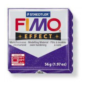 Fimo Effect nr. 602 Metallic Lila
