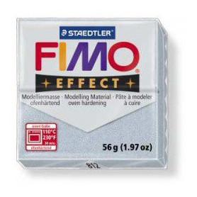 Fimo Effect nr. 812 Glitter zilver