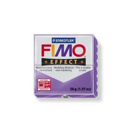 Fimo Effect nr. 604 Transparant purper