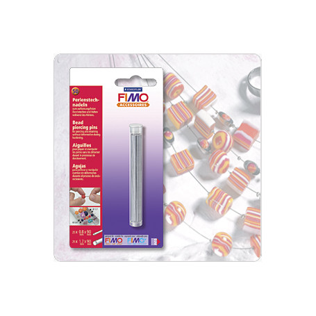 Fimo Bead piercing needles