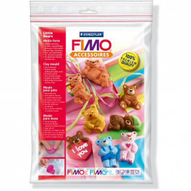 Fimo Little bears