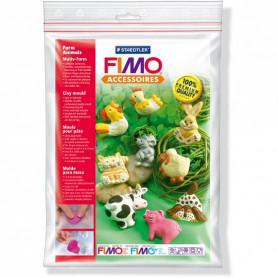 Fimo Farm animals