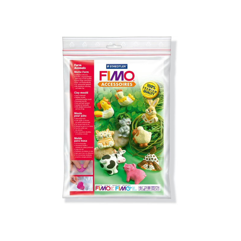 Fimo Farm animals