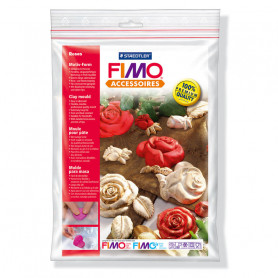 Fimo Roses
