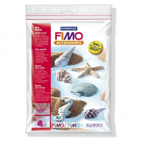 Fimo Sea shells