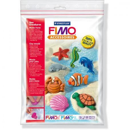 Fimo zeedieren vorm