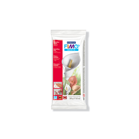 Fimo Air Basic 500g. Weiss